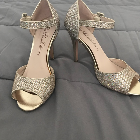 223f6ae4db0d Shoes | Gold Formal Size 65 | Poshmark